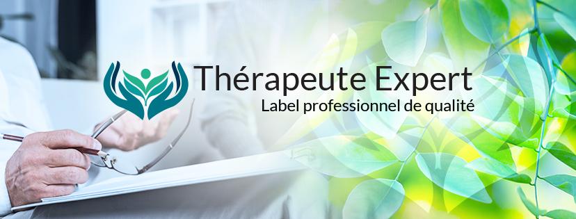Label thérapeute expert